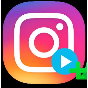 Добавление видео в Instagram с компьютера