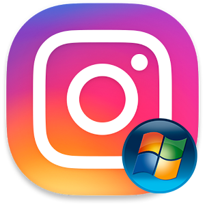 Instagram для Windows 7