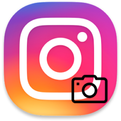 Загрузка фото из Instagram на компьютере