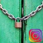 Как закрыть аккаунт в Instagram