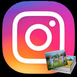 Печать фото из instagram
