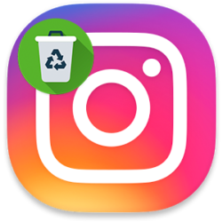 Удаление instagam с вашего устройства