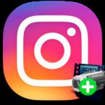 Как добавить видео в Инстаграмм