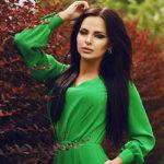 Инстаграм Виктории Романец – @_viktoriya_14