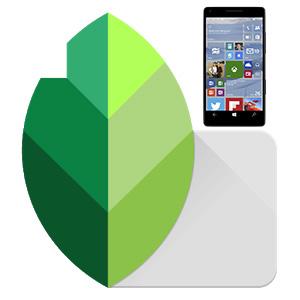 Snapseed для Windows phone