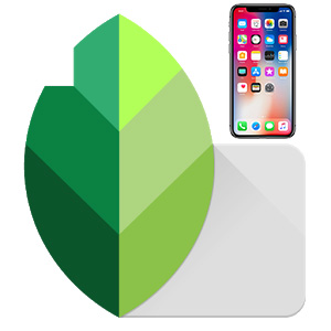 Snapseed для iphone