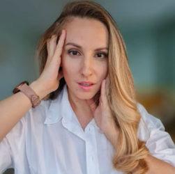 Ольга Гажиенко в Инстаграм