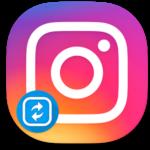 Как сделать репост видео в Инстаграмме