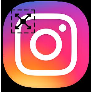 Какого размера фото можно добавлять в instagram