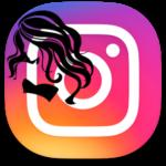 Красивые девушки в Instagram