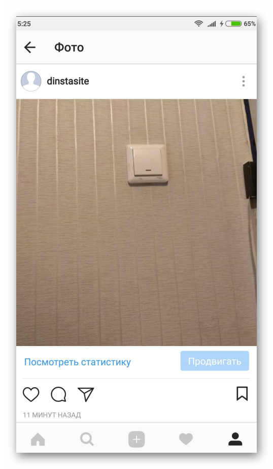 Квадратный формат фото Instagram