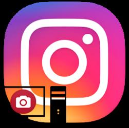 Instagram загрузить фото с компьютера