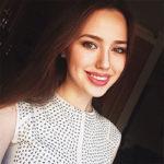 Анастасия Костенко в инстаграм