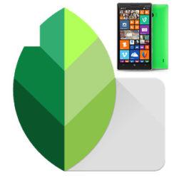 Snapseed для Nokia Lumia