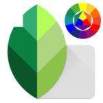 Как изменить цвет в Snapseed объекта