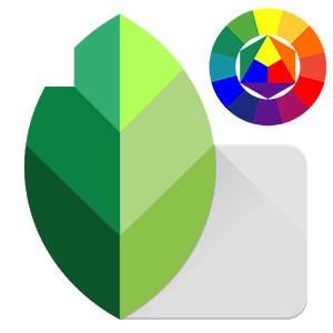 Snapseed изменить цвет