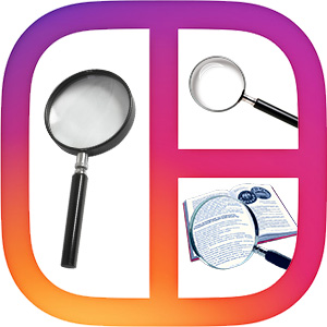 обзор Layout Instagram