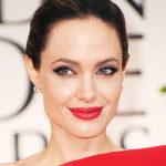 Инстаграм Анджелины Джоли